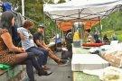 Festival Beats in Park měl jinou podobu..