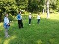 Park žije! Procházka Nordic Walking